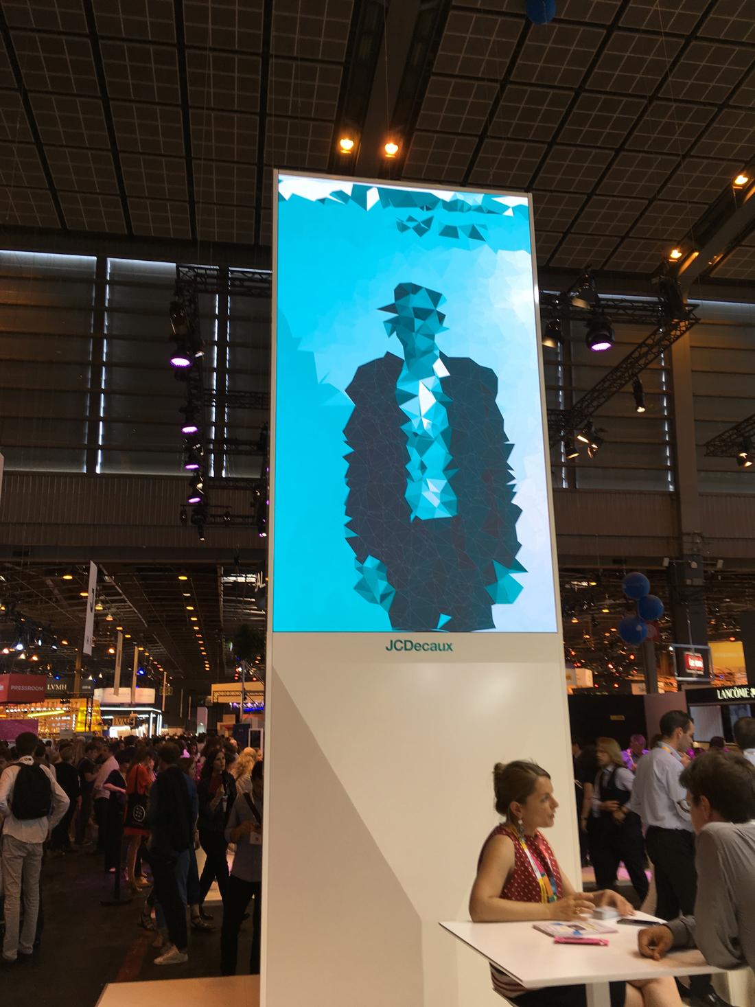 Vivatech 2017 Delaunay's Portrait